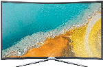 Curved-TVs - Samsung UE55K6379 LED TV (Curved, 55 Zoll, Full-HD, SMART TV)