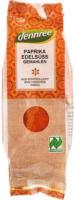 Dennree Paprika edelsüß gemahlen 70g Packung