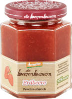 """Fruchtaufstrich """"Erdbeere"""""""
