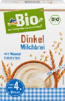 Dinkel Milchbrei nach dem 4. Monat