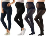ESMARA® Damen Umstands-Leggings / -Strumpfhose