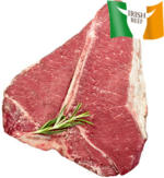 Frische Irische T-Bone Steaks je 100 g
