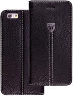 XUNDD Book Tasche Fashion für IPhone 6 / 6s, Schwarz