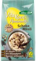 """Amaranth-Müsli """"Vita Korn Schoko"""""""