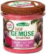 """Brotaufstrich """"Roland`s Rote Beete-Meerrettich"""""""