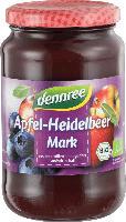 """Fruchtmark """"Apfel-Heidelbeer"""""""