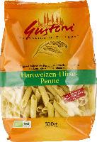 """Hartweizen- Hirse-Nudeln """"Penne"""""""