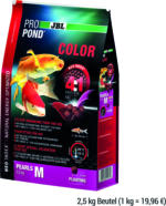JBL PRO POND COLOR, 2,5 kg Packung