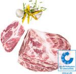 Frischer Iberico Schweinenackenbraten oder Nackensteaks aus Spanien, je 100 g