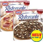 Dr. Oetker Pizza Ristorante Dolce al Cioccolato oder Salame gefroren, jede 300/320-g-Packung und weitere Sorten