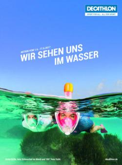 Wir sehen uns im Wasser