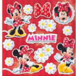 3D-Sticker Minnie Mouse