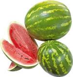 """Italien Wassermelonen """"Dumara"""", je 1 kg"""