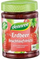 Dennree Fruchtaufstrich Erdbeere
