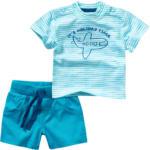 Newborn-T-Shirt und Shorts