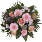 Blumenstrauß Pink bloßom, pink
