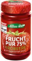 """Fruchtaufstrich """"Frucht Pur Erdbeere"""""""