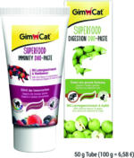 GimCat Duo-Pasten, 50 g Tube