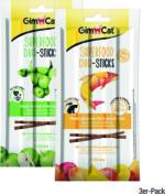 GimCat Duo-Sticks, 3er - Pack