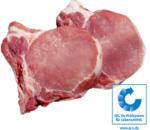 Frische Schweinestielkotelett oder Filetkotelett in Scheiben geschnitten,   je 1 kg