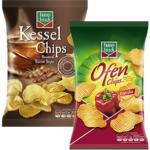 Funny Frisch Kessel Chips oder Ofenchips versch. Sorten, jeder 120/150-g-Beutel
