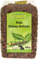 Rapunzel Rote Kidney Bohnen 500g Packung