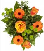 Blumenstrauß Farbtupfer