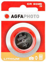 AgfaPhoto CR2025 Lithium Knopfzelle Batterie 3.0V