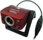 Logilink 8M Pixel USB Webcam Kamera mit Led und Mikro