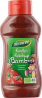 Dennree Kinder Ketchup 500ml Squeezerflasche