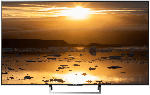 LED- & LCD-Fernseher - Sony KD55XE7077SAEP LED TV (Flat, 55 Zoll, UHD 4K, SMART TV)