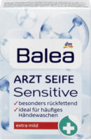 Balea Seifenstück Arztseife sensitiv