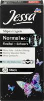 Slipeinlagen Normal Schwarz + Flexibel