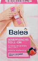 Balea Warmwachs Roll-on
