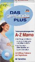 A-Z Mama Tabletten