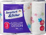 Saugstark&Sicher Küchentücher 3-lagig