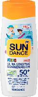 Med Kids Ultra Sensitive Sonnemilch LSF 50+