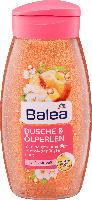 Balea Dusche & Ölperlen Pfirsich