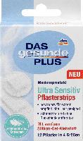 DAS gesunde PLUS Das gesunde Plus Ultra Sensitiv Pflasterstrips
