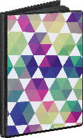 Pocket-Fotoalbum 36 Bilder, 10x15 cm, Muster