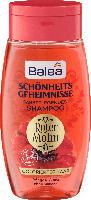 Schönheitsgeheimnisse Shampoo Roter Mohn