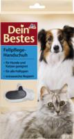 Hunde & Katzen, Fellpflege-Handschuh