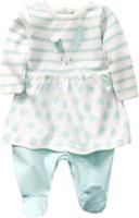 Newborn-Strampler-Kleid