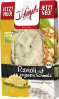 """Pasta """"Ravioli mit veganer Schmelz-Füllung"""""""