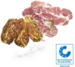 Frisches Nackenkotelett vom Schwein, natur oder mariniert, je 1 kg