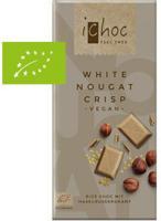 iChoc Bio Vegan Tafelschokolade versch. Sorten, jede 80-g-Tafel
