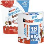 Duplo, Kinderriegel 18er oder Kinder Schoko Bons jede 328/378/300-g-Packung