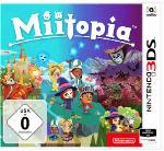 Nintendo New 3DS / DS Spiele - 3DS Miitopia [Nintendo 3DS]