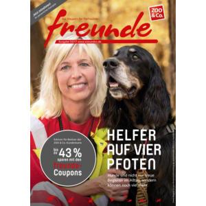 Zoo & Co. - Freunde-Magazin Prospekt Berlin