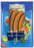 """Wiener Würstchen """"Schweine- und Rindfleisch"""""""